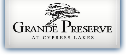 Grande Preserve at Cypress Lakes